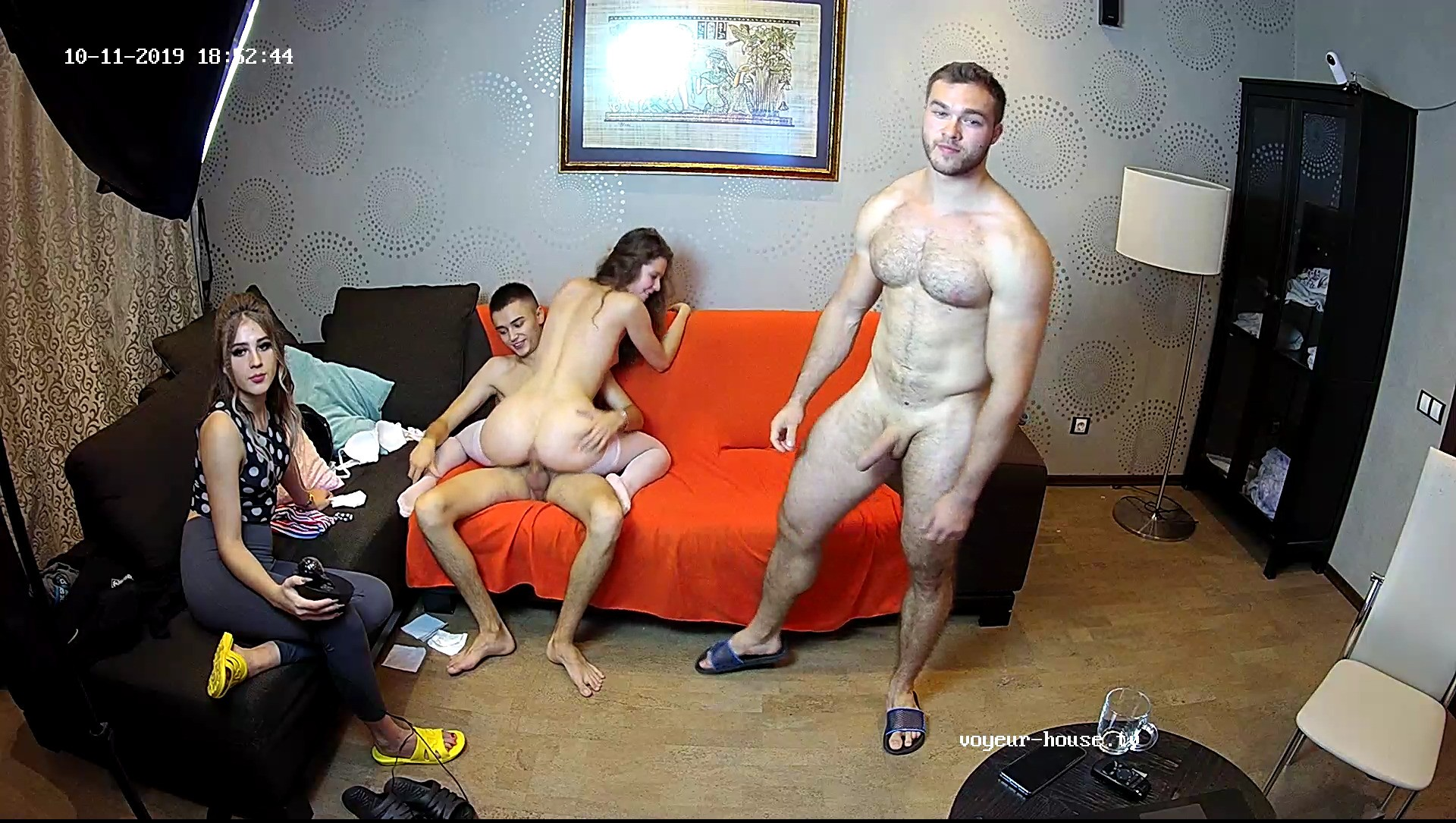 Sofi, Kirill & Guests Friday Camshow 11 Oct 2019