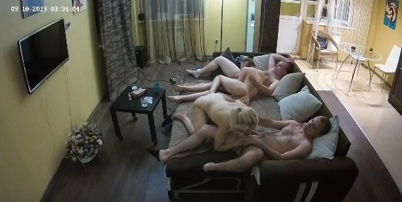 Late night is great time for some orgy, Sep 10