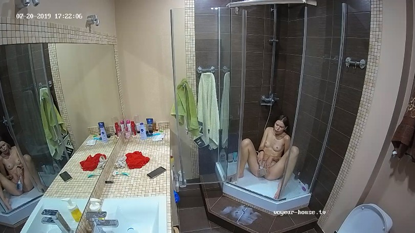 Pia afternoon shower waterbate facetime jul 20