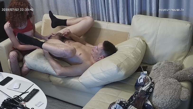 Mira plays with slave henry jul 2